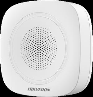 HIKVISION Wewnętrzny sygnalizator alarmowy AX PRO DS-PS1-I-WE