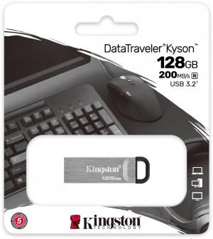 Pendrive Kingston Kyson DTKN/128GB USB 3.2 Gen1