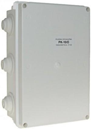 PUSZKA PK-10/D IP-55