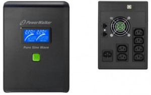 UPS ZASILACZ AWARYJNY POWER WALKER VI 2000 PSW/IEC