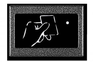 ACO CDN-ACC GR Czytnik kart oraz breloków zbliżeniowych