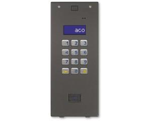 ACO CDNP7ACC ST CENTRALA DOMOFONOWA grzałka LCD. RFID MASTER