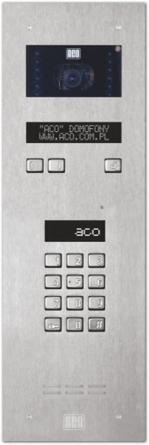 ACO INSPIRO 7 do 255 lokali, LCD, kamery spisem lokatorów.