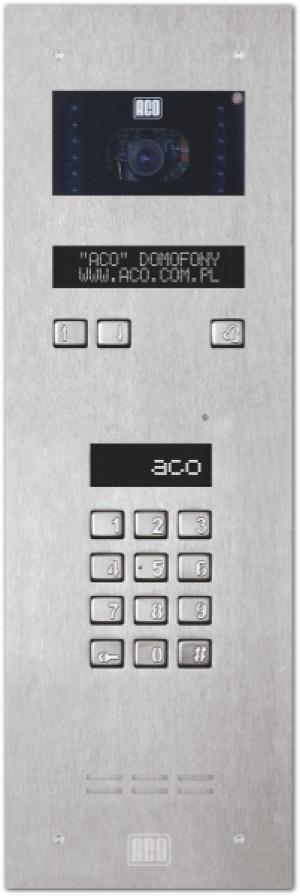 ACO INSPIRO 7S slave do 255 lokali, LCD, kamery spisem lokatorów.