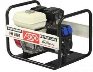 Agregat prądotwórczy FOGO FH 3001 3kVA