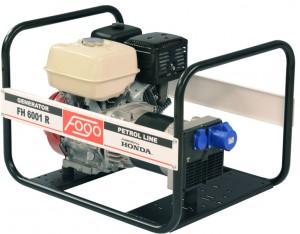 Agregat prądotwórczy FOGO FH 6001R 6kVA AVR