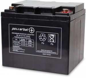 Akumulator PowerBat AGM 40Ah