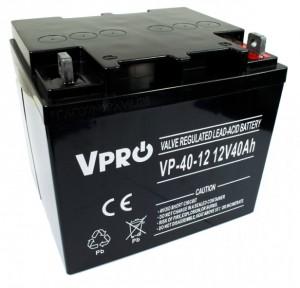 Akumulator AGM VPRO 40Ah