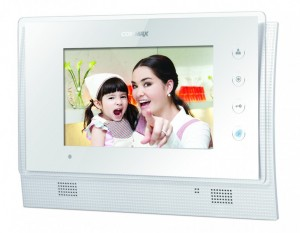 MONITOR WIDEODOMOFONU COMMAX CDV-70UM WHITE