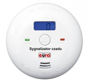 CZUJNIK EURA CZADU CD-28A2 z LCD