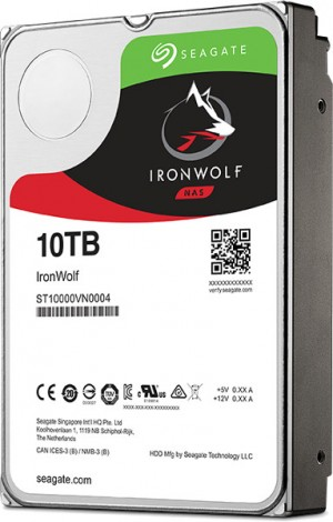 DYSK SEAGATE IronWolf ST10000VN0004 10TB