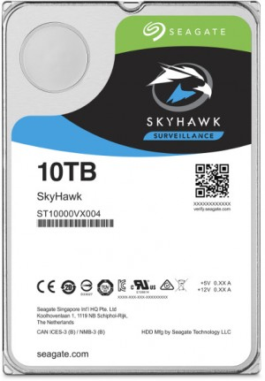DYSK SEAGATE SkyHawk ST10000VX0004 10TB