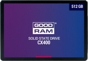 DYSK SSD GOODRAM CX400 512GB SATA3