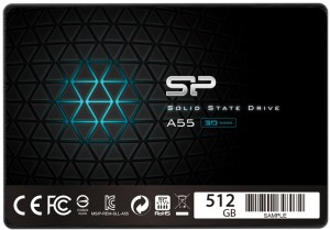 DYSK SSD Silicon Power A55 512GB SATA III 550/420MB/s