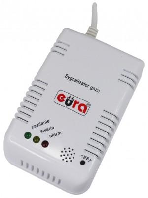 CZUJNIK EURA GAZU ZIEMNEGO, LPG GD-00A2 (GS-860)