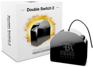 FIBARO Double Switch 2 (podwójny włącznik elektryczny)
