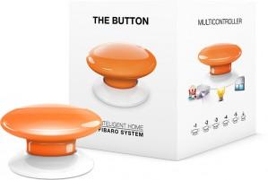 FIBARO The Button  ( przycisk pomarańczowy )