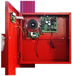 Zasilacz do systemów przeciwpożarowych PULSAR EN54-5A17LCD
