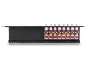 Zabezpieczenie przeciwprzepięciowe na koncentryk i skrętkę z serii EXT EWIMAR LHD-8R-EXT