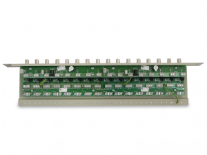 Zabezpieczenie przepięciowe na koncentryk i skrętkę z dystrybucją zasilania EWIMAR LKTO-16R-FPS