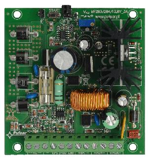 Moduł zasilacza buforowego impulsowy PULSAR MSRK3012