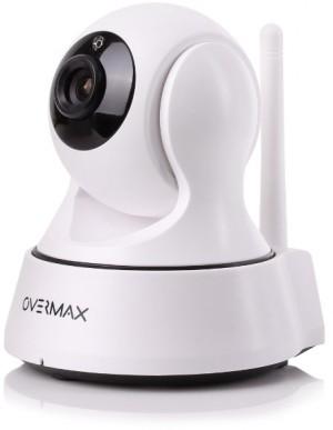 KAMERA IP OVERMAX CAMSPOT 3.3 WHITE HD 720p WI-FI IR SD P2P