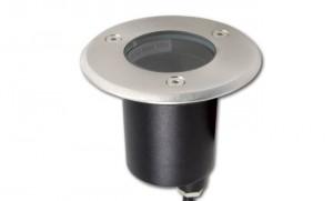 Oprawa najazdowa GU10 okrągła IP67 230V 100mm