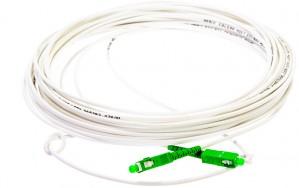 PATCHCORD ŚWIATŁOWODOWY SM 1M EASY FLEX SC/APC - SC/APC G657.B3
