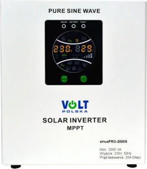 PRZETWORNICA SINUSPRO-2000S 24V 1400/2000W SOLAR