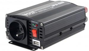 PRZETWORNICA IPS-500 24V / 230V 350/500 W