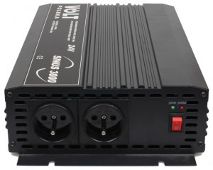 PRZETWORNICA SINUS 3000 24V / 230V 1500/3000W