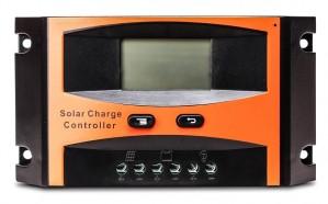Regulator solarny SOL 20A LCD