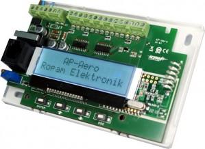 Ropam AP-Aero Kontroler, punkt dostępowy, systemu bezprzewodowego.