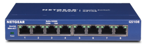 SWITCH NETGEAR GS108GE