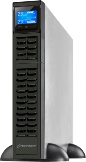 UPS ZASILACZ AWARYJNY POWER WALKER VFI 2000 CRM LCD