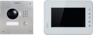 Wideodomofon IP DAHUA VTK-VTO2000A-VTH1560BW(S) Natynkowy