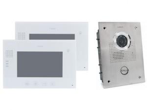 Wideodomofon VIDOS 2xM670W/S551