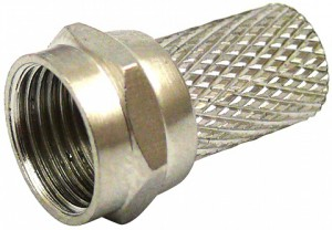 Złącze F 7.2 mm