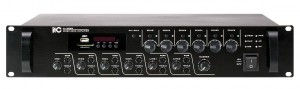 WZMACNIACZ 6-STREFOWY TI-1206S ITC 120W BLUETOOTH/TUNER FM/USB/SD