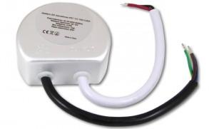Zasilacz LED dopuszkowy hermetyczny IP67 12V 10W 0.83A DO TAŚM LED