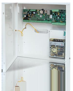 Zestaw kontroler z obudową ROGER MC16-PAC-2-KIT